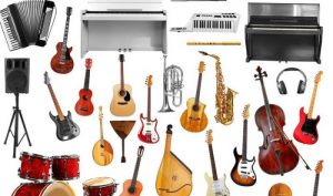 Melatih Diri Dalam Bermain Alat Musik