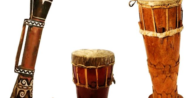 Alat Musik Tradisional Dari Berbagai Suku